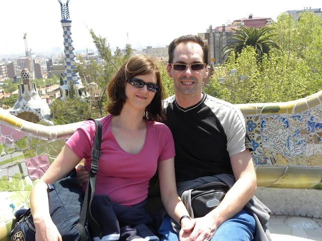 Park Güell Gaudi