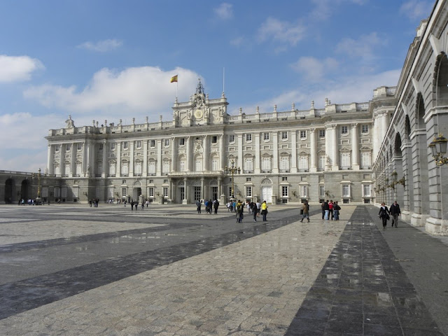 Royal Palace Madrid Demuinck Pardon
