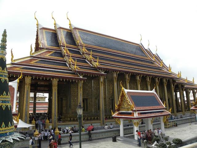 The Grand Palace Bangkok Wat Phra Kaeo