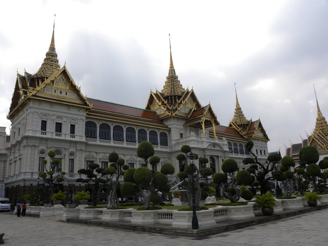 The Grand Palace Bangkok Wat Phra Kaeo