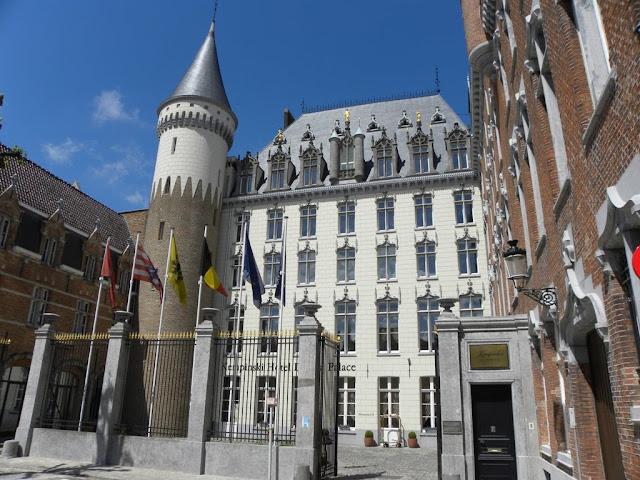 Brugge Kempinsky Hotel