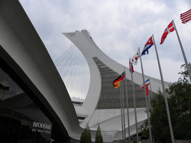 Olympic parc Montreal