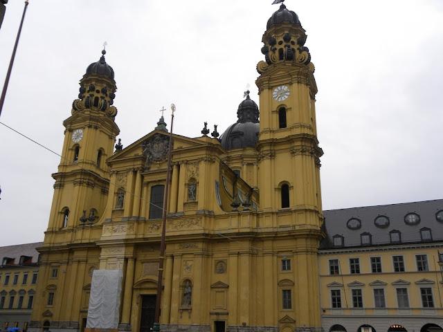 Theatinerkirche München Munich