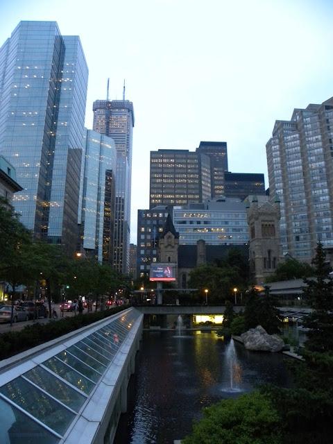 City Centre Toronto