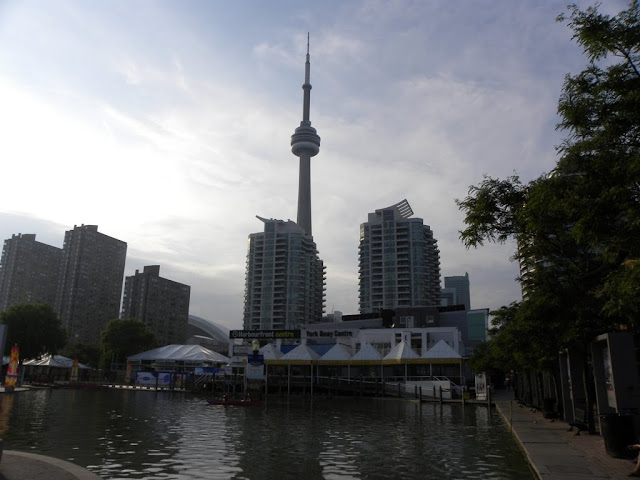 Harbourfront and Lake Ontario Toronto