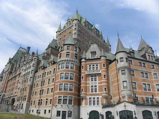 Le Château Frontenac Québec