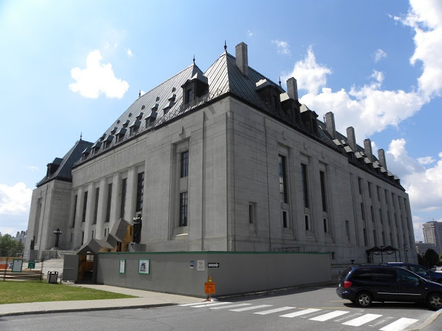 Supreme Court of Justice Ottawa