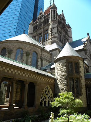 Trinity church Boston
