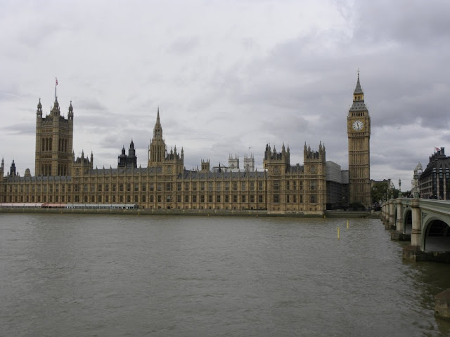Houses of Parliament, Big Ben, London