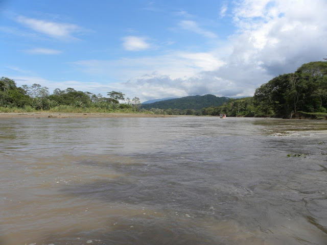 River tour Costa Rica