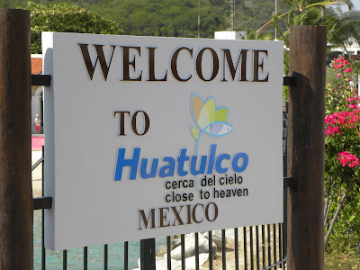 Huatulco City Mexico