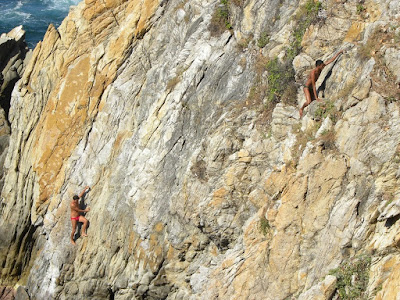 Cliff Divers Acapulco