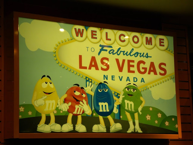 M&amp;M store Las Vegas