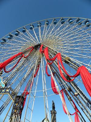 Christmas Ferris Wheel Lille