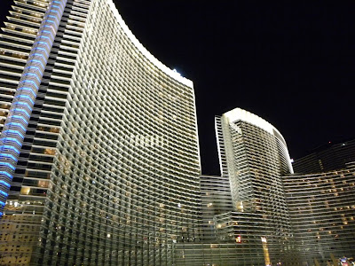 Las Vegas City Center and Aria Casino Resort