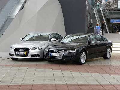 Audi New A6 Quatro