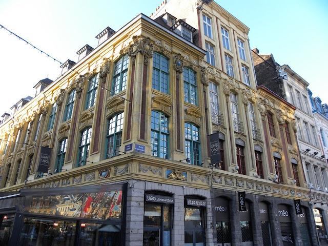 Place General de Guale Lille