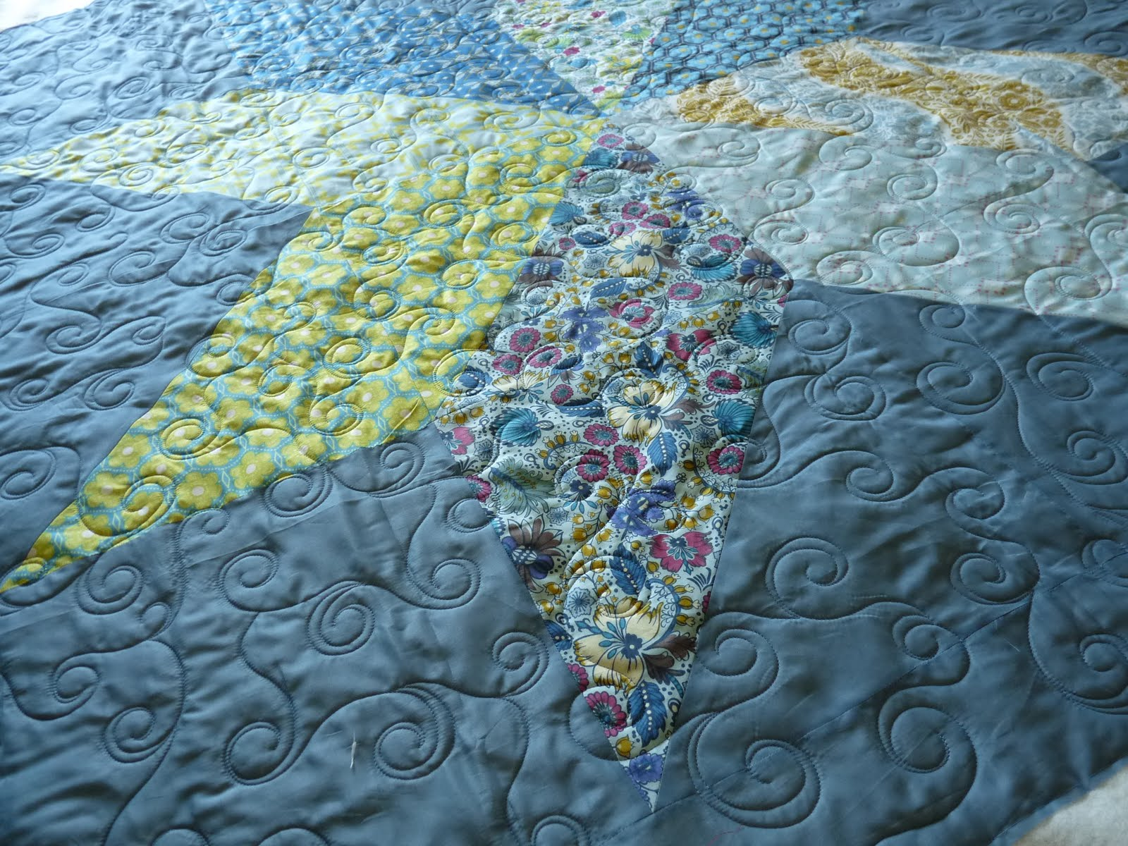 Sewing & Quilt Gallery: June 2010
