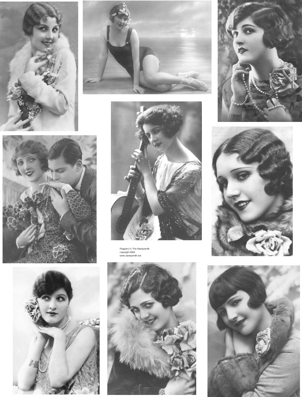 O.M.G.(Oh My Gatsby): Flappers