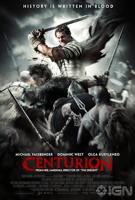 Centurión La película