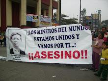 CUMBRE DE LOS PUEBLOS. LIMA-PERÚ 2008