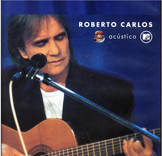 Cd Roberto Carlos  Acústico MTV