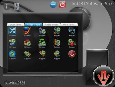 helicopter imTOO 3GP Video Converter 5.1.20 build 0121 + serial