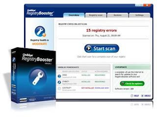 Registry Booster 2009 v2.1.0.0
