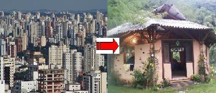 Êxodo Urbano São Paulo