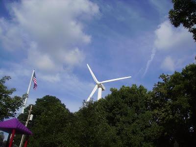 mid american energy windmill ISF