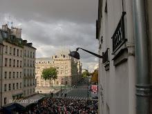 Le Petit Pont e l'Hôtel de Police