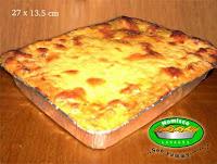 Resep lasagna home made ala nomisco