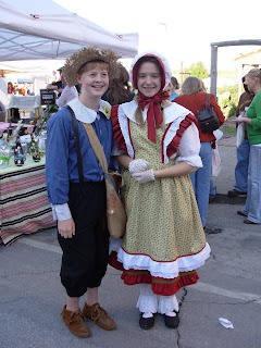 the annual autumn historic folklife festival celebrates a particular time