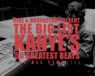 Kanye West&#8217;s 50 Greatest Beats