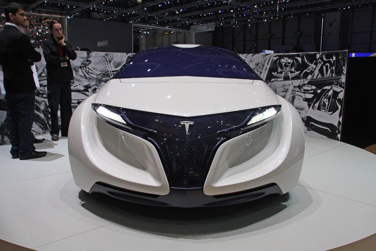 Tesla chrysler partnership