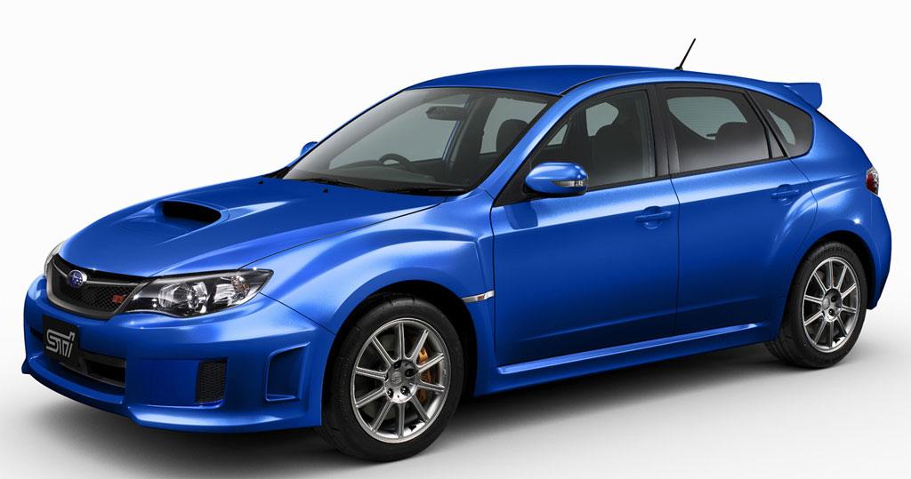 Car Intensity 2011 Subaru Impreza Wrx Sti Spec C Launched