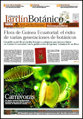 diario jardin botanico