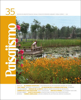 Revista Paisajismo