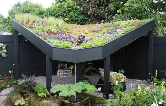 Cubiertas vegetales jardiner a y paisajismo paisajismo - Cubiertas vegetales para tejados ...