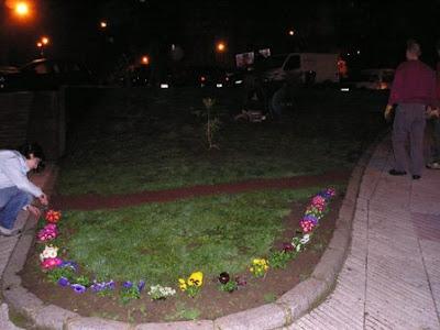 Guerrilla Gardening en Oviedo