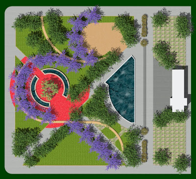 Autoarq paisajismo 3 una nueva forma de dise ar parques y for Programa diseno de jardines