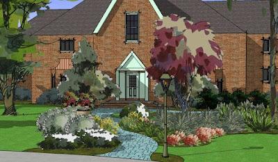 Google sketchup un programa para dise ar jardines en 3d for Programa para disenar jardines gratis en espanol
