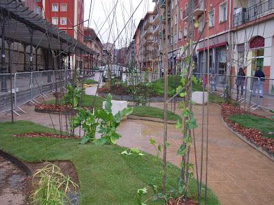 Plaza Levante Bilbao