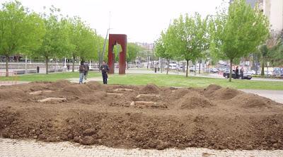 Jardin Frederic Amat Bilbao