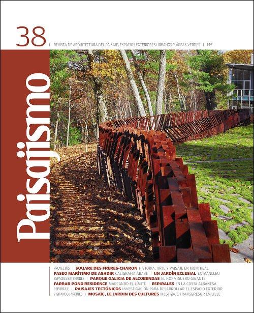 Revista paisajismo n 38 jardiner a y paisajismo for Pdf jardineria y paisajismo
