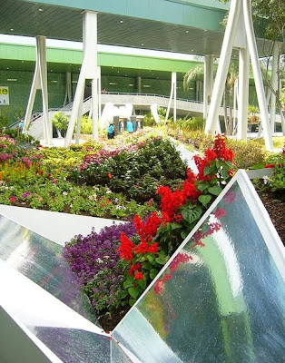 Urban garden en Medellin
