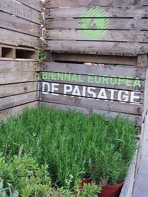 Bienal paisajismo barcelona