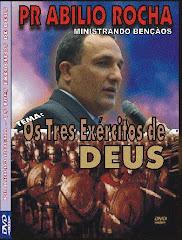 DVD TRES EXERCITOS DE DEUS
