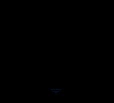 A 6 transistor SRAM bit