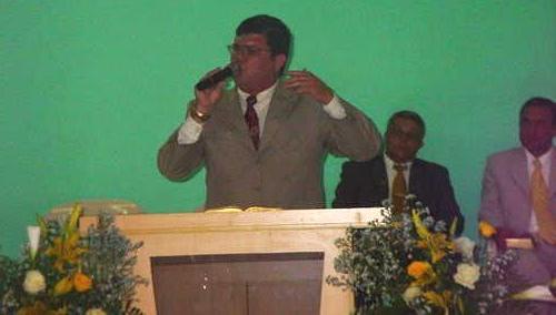 CULTO NA IGREJA O BRASIL PARA CRISTO